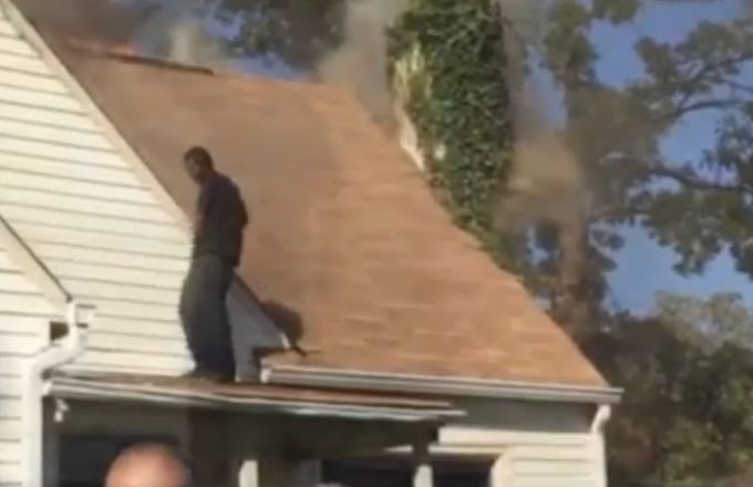 """Boyfriend Crashes Girlfriend's Car Before Setting Her House Ablaze and Dancing on the Roof…"""
