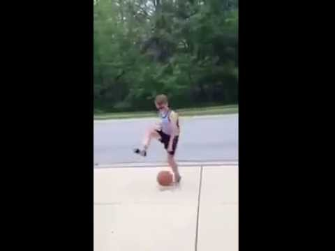 I love this kid…