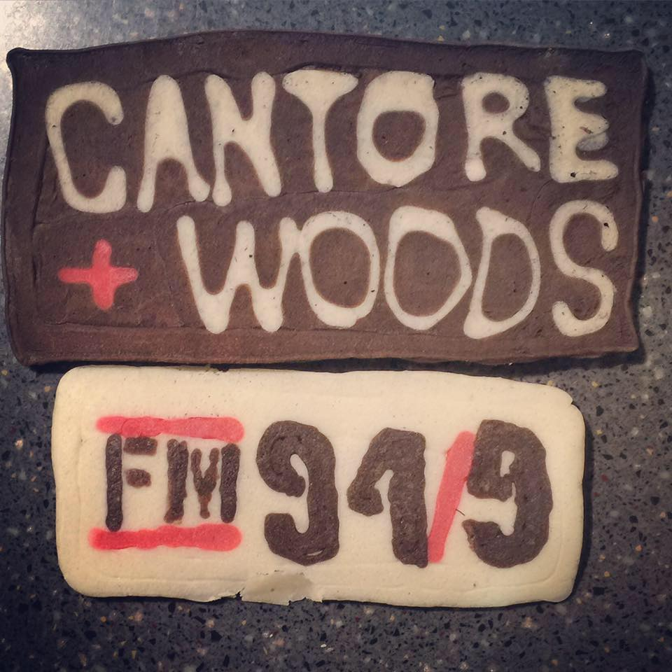 We went on the Cantore + Woods podcast. Give it a listen.