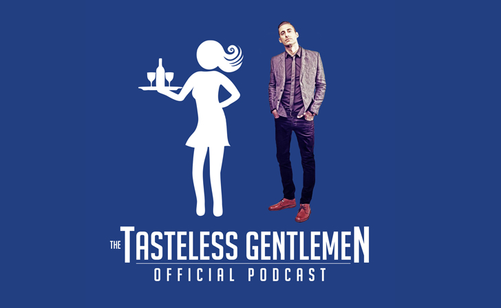 New! Episode 36 of The Tasteless Gentlemen podcast with DJ Schoeny
