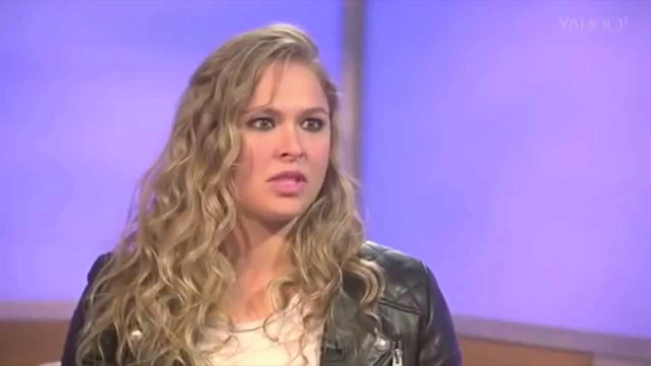 Ronda Rousey vs Feminist Bullshit Compilation