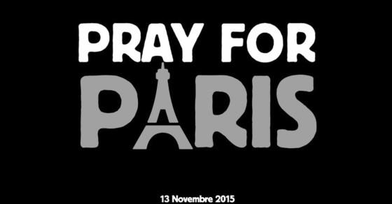 #PrayforParis – Moulin Ruse