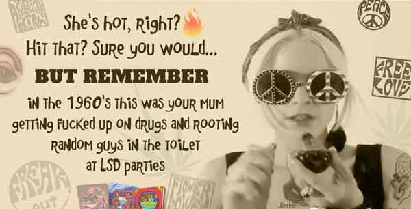 hippie-slut