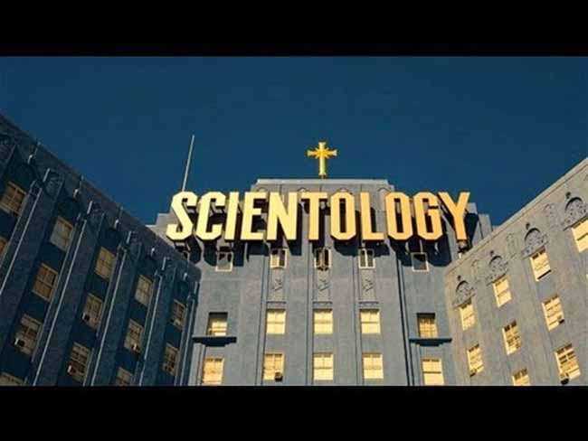 Because Scientology