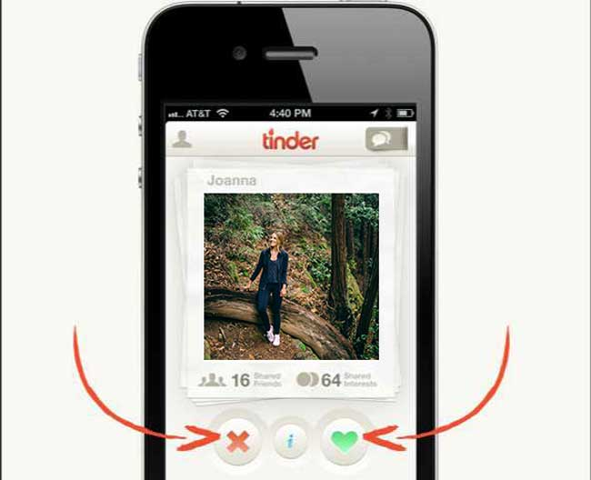 Women:  Remove Hiking From Your Tinder Profile