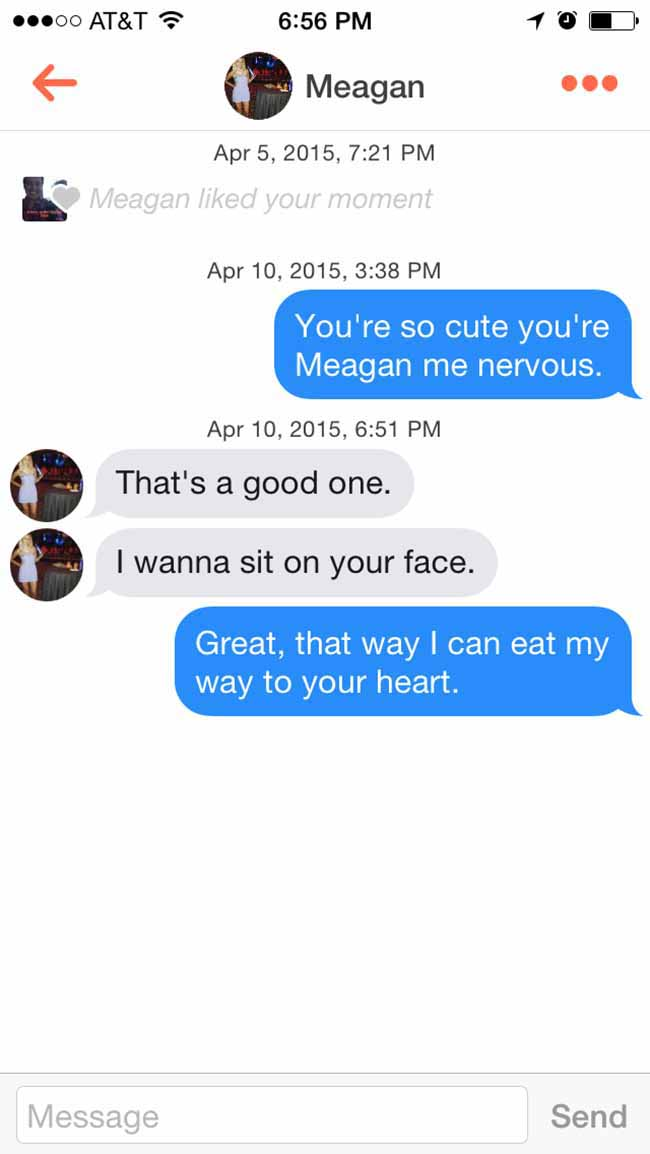 Even Stranger Tinder Conversations – moved