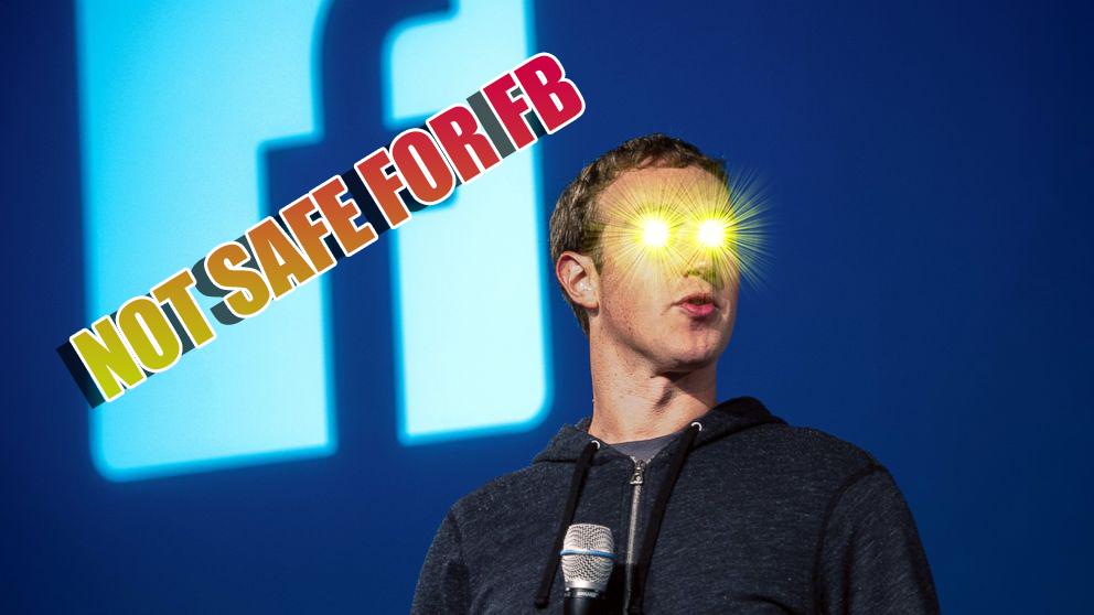Memes Not Safe For Facebook