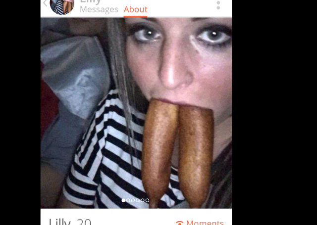 Smash or Pass:  The women of Tinder
