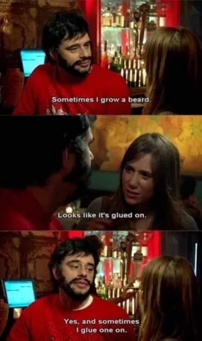 Flight of the Conchords Memes - The Tasteless Gentlemen