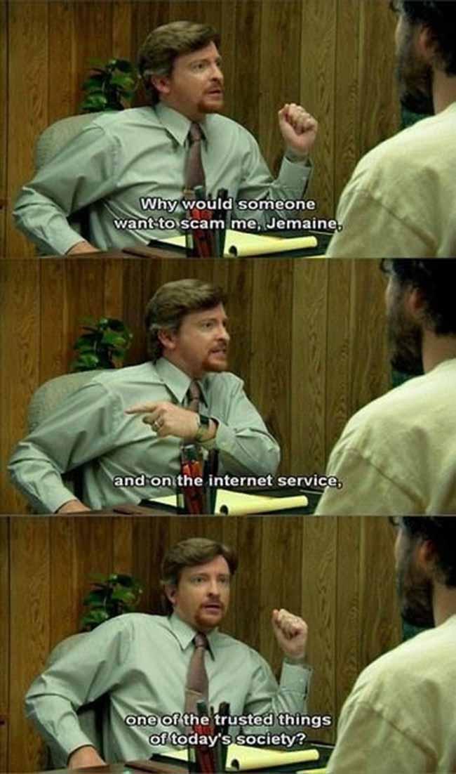Flight of the Conchords Memes - The Tasteless Gentlemen