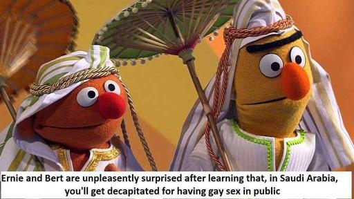 Dark Bert And Ernie Memes Page 2 Of 6 The Tasteless Gentlemen