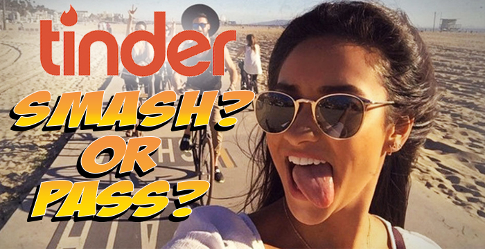 The Women of Tinder:  Smash or Pass – moved