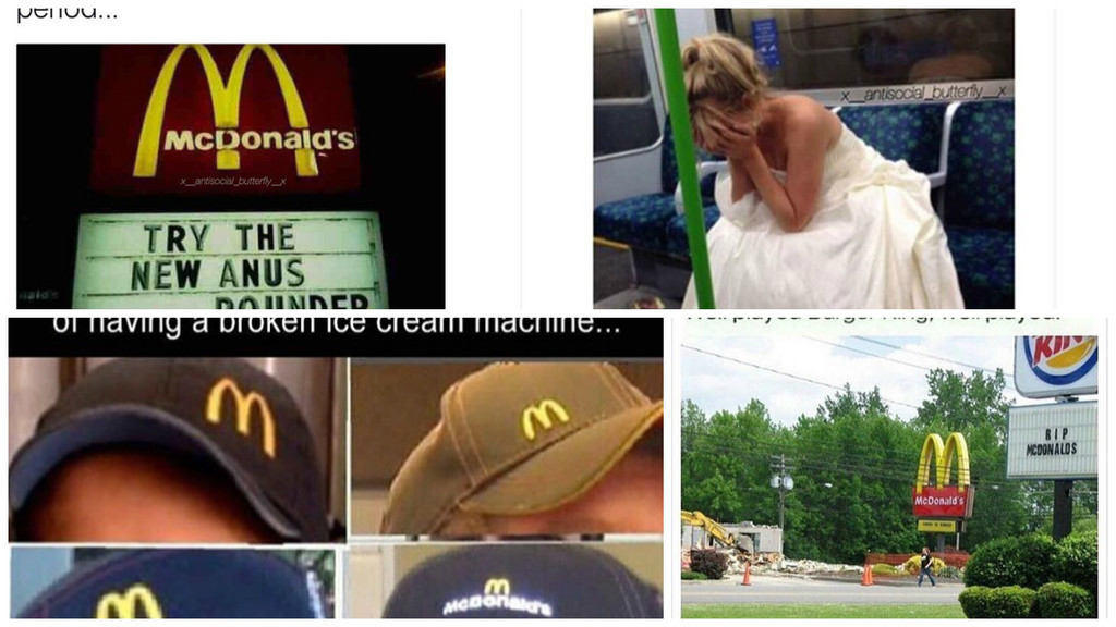 McDonald's Meme Dump – moved